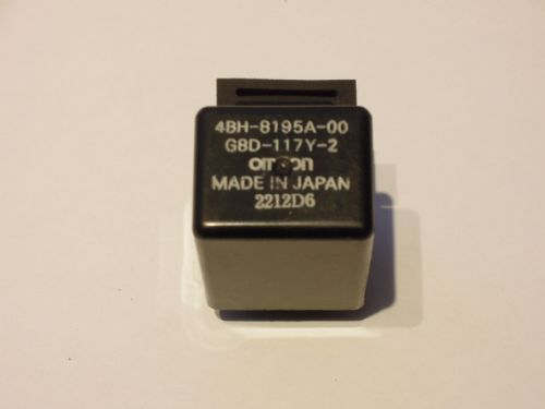 Relay Assembly 4BH-8195A-00